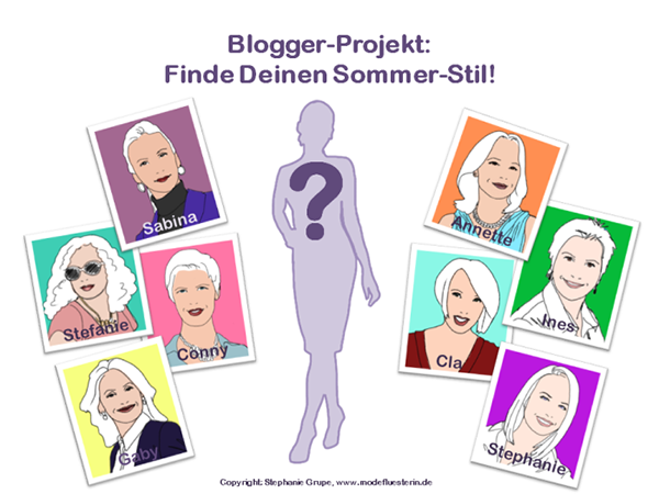 Bloggerprojekt: Sommerfreizeitlook