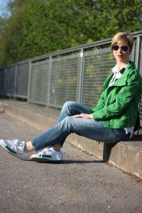 IMG_3468a_AHemadundaHos_ConnyDoll_Gruen_green_dots_Punkte_anklejeans_Only_Asos_