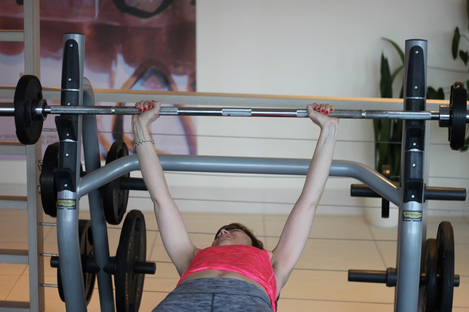Radisson Blu - Fitnessbereich, Training
