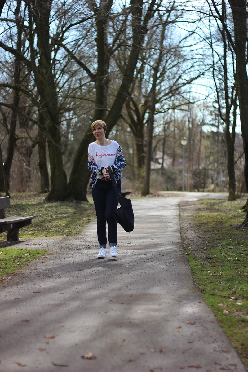 Fashion, Shirt, ü40Blog, Jeans, und T-Shirt, redirected, HappyGirlsaretheprettiest, casual, lässig, sportlich, connydoll