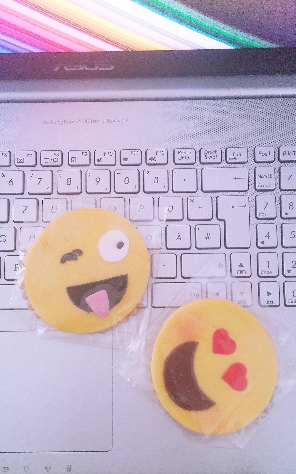 Emojis, Kekse, YUPIK Infodays, München