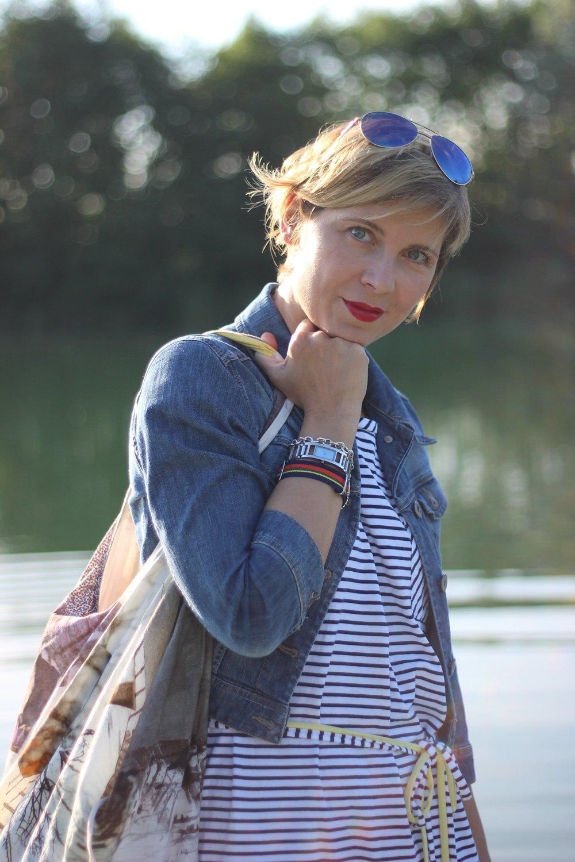 IMG_3349-Kleid-Tchibo-Jerseykleid-See-Conny-Doll-ü40Blog-Fashionblog-Baden-Freizeit-Streifenkleid