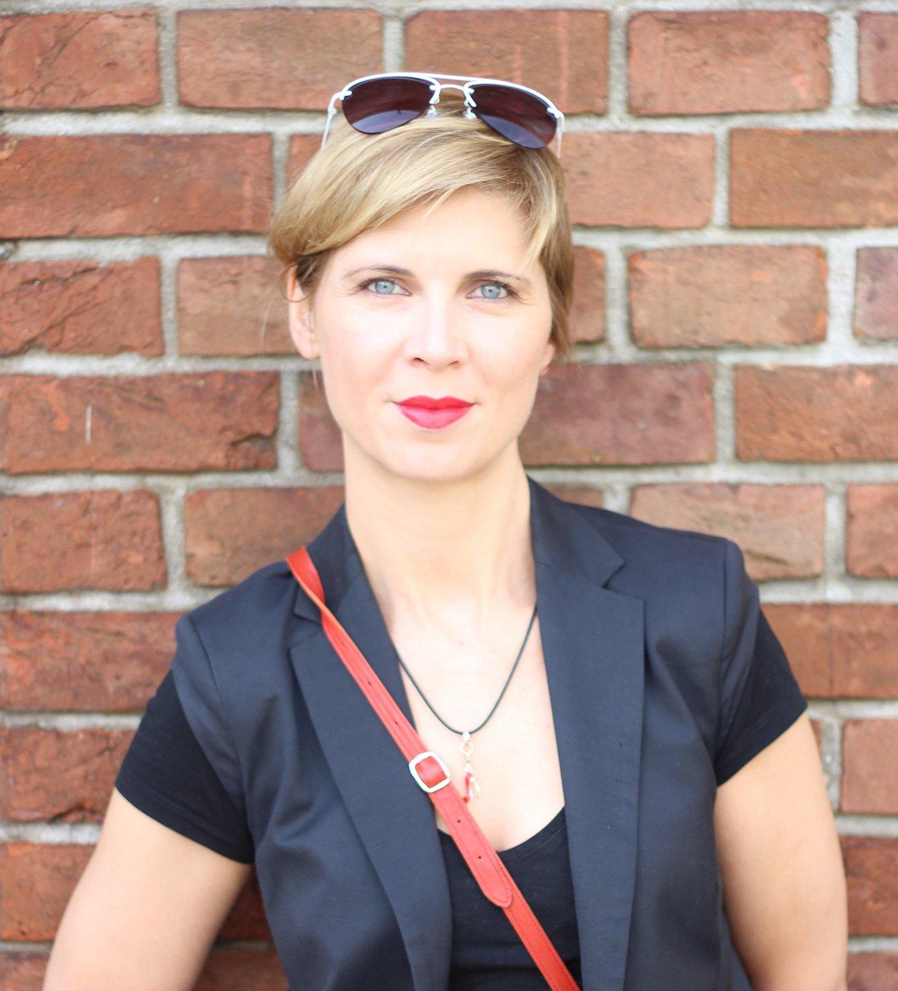 Conny, Fashionblogger, Porträt
