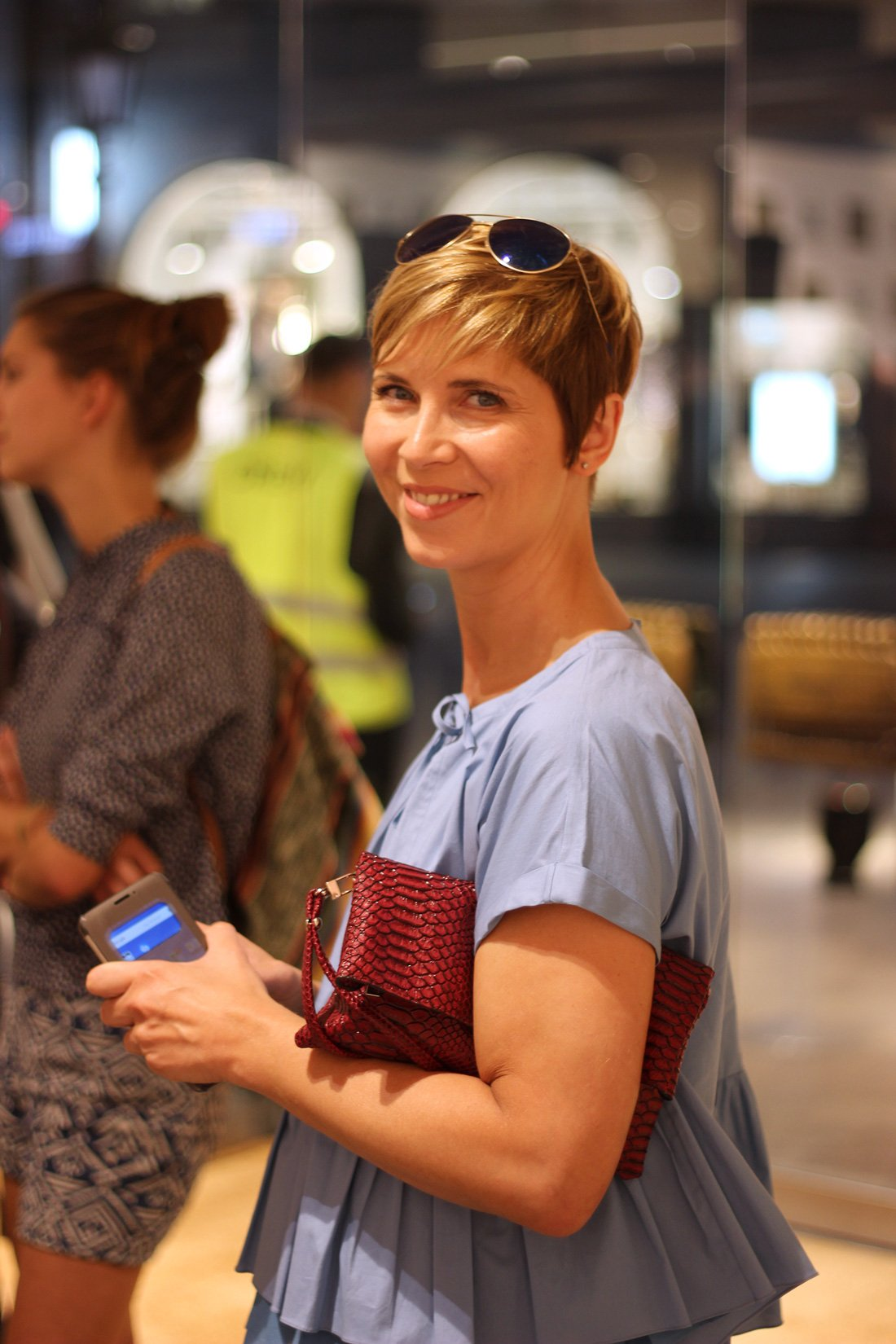 Conny Doll, mehrlagige Bluse, Fashionblogger, Munich