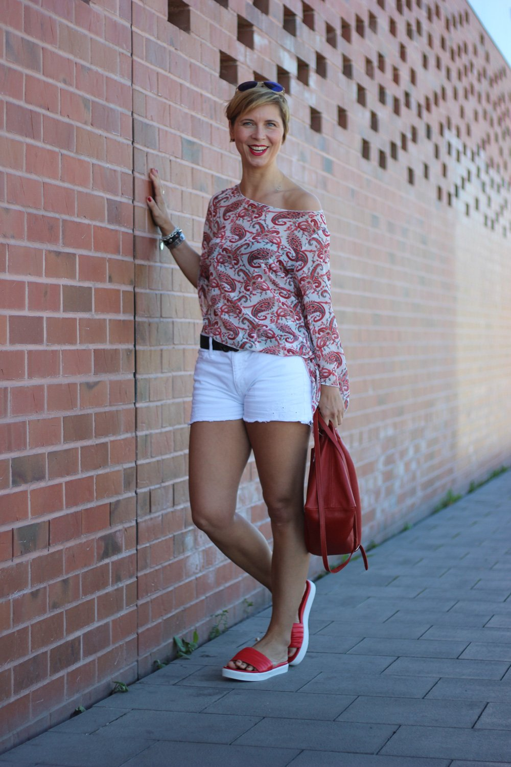 Tunika, Paisley, Conny Doll, Fashionblog, Muenchenblogger, munichblog, fashionblogger, outfitblogger, erinnerungsstuecke, sommer, summer,