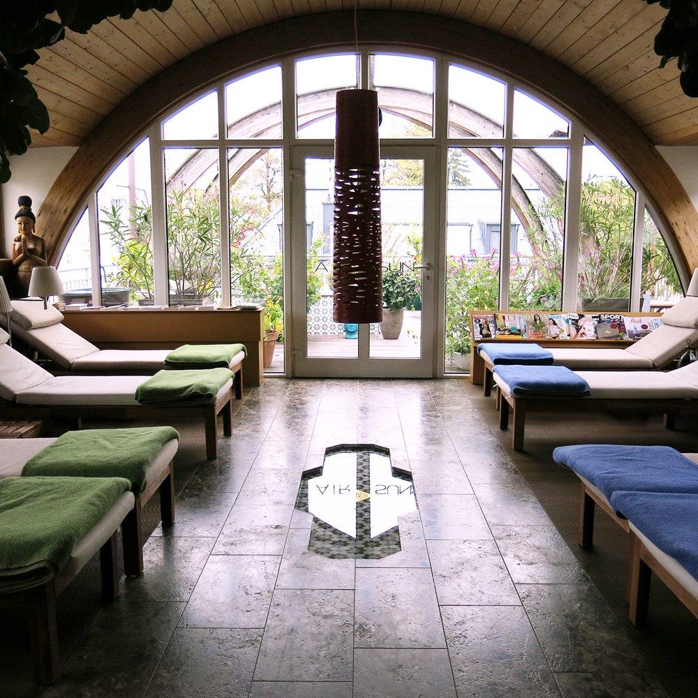 Salzburg, Sightseeing, Ausflug, Wochenende, Conny Doll, Sehenswürdigkeiten, Hotel Auersperg, Ruheraum