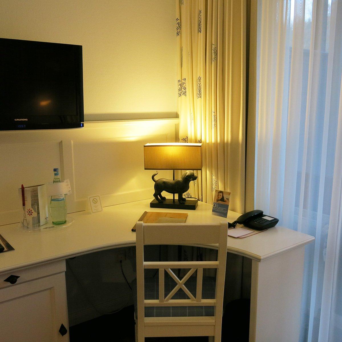 Einzelzimmer Impressionen, Hotel 3-Quellen-Therme, Bad Griesbach, Wellness, Beauty, Conny Doll Lifestyle