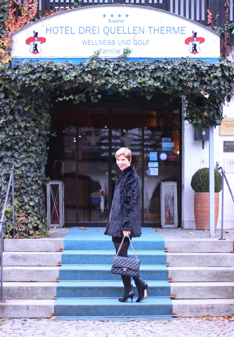 Eingangsbereich, Hotel 3Quellen-Therme, Bad Griesbach, Wellness, Beauty, Conny Doll Lifestyle