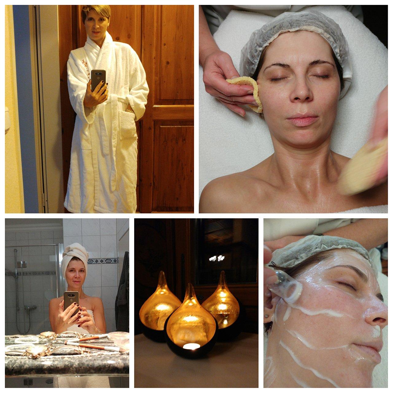 Freundinnen-Tage, Beautyanwendung, Schönheit, Wellnesshotel, Hotel 3Quellen-Therme, Conny Doll Lifestyle