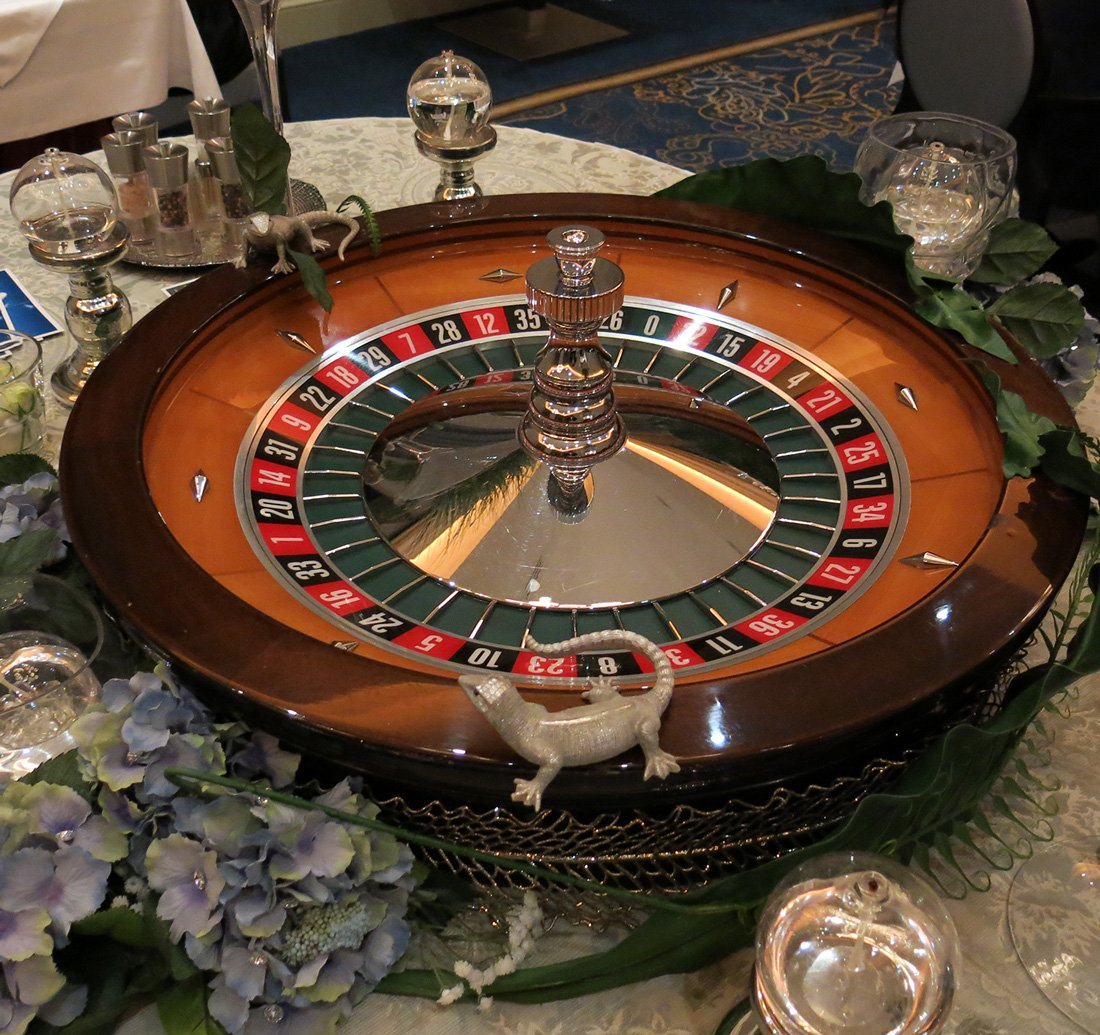 Casino, Salzburg, Conny Doll, Abendkleid, Casinorestaurant, Dinner, Schloss Kleßheim, Roulette, retro