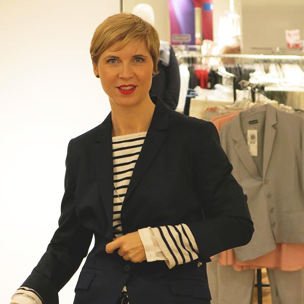 Mein Einkaufserlebnis offline im Karstadt München, Conny Doll