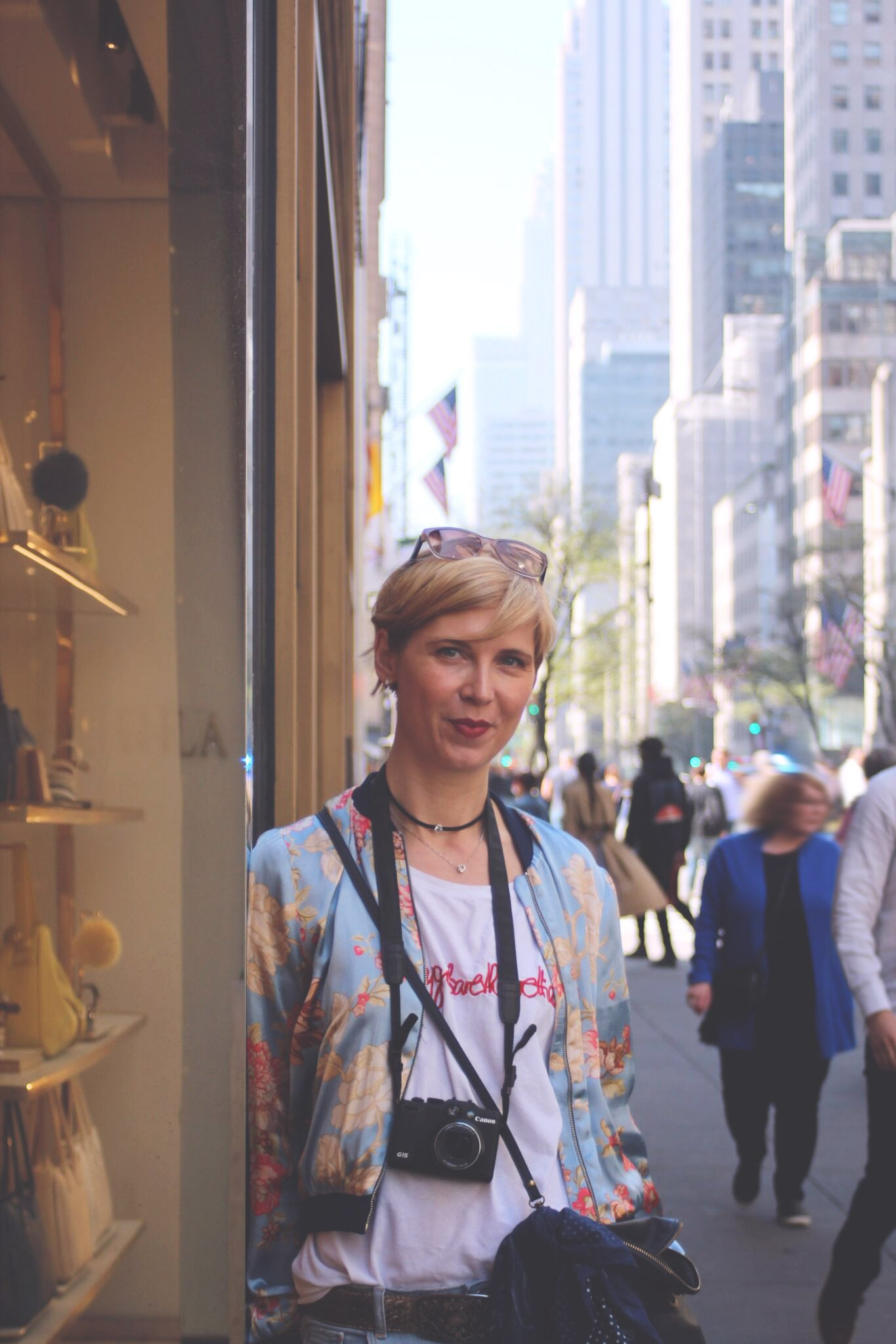Power-Sightseeing, New York City, Conny Doll, Fashionblog, Conny allein in New York - okay zu dritt