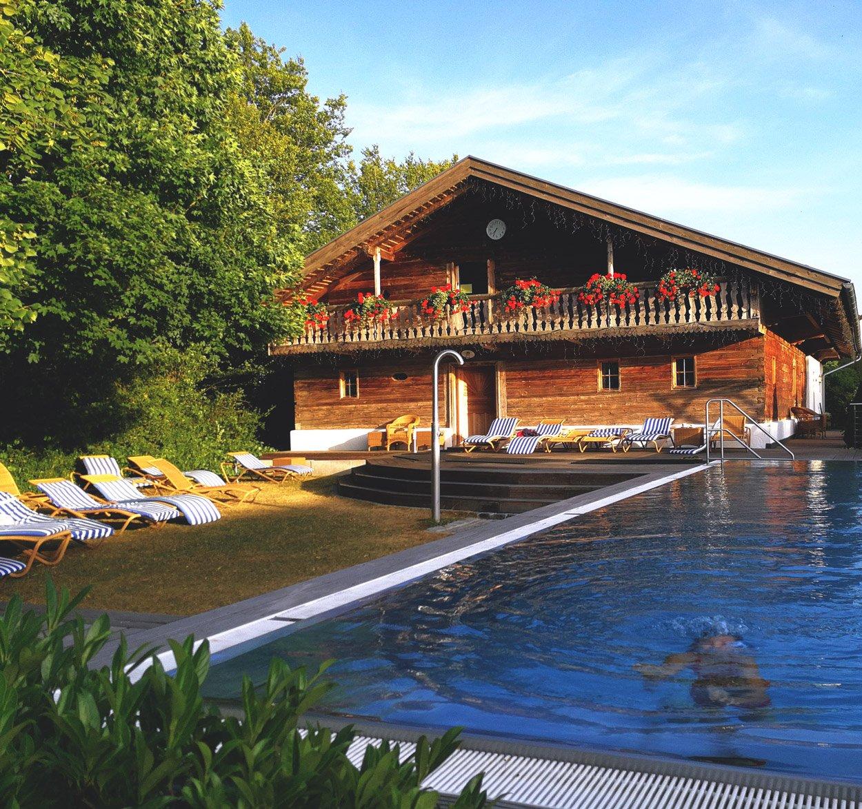 Hotel Drei Quellen Therme, Pool, Kind, Tauchen