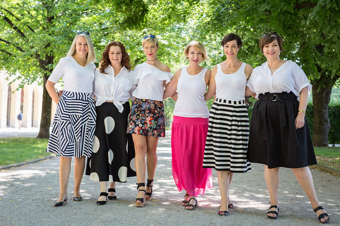 Ladybloggers, Röcke