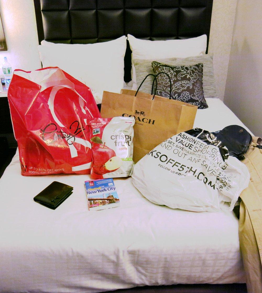 HVB Exklusivkonto, Shopping, New York, City trip