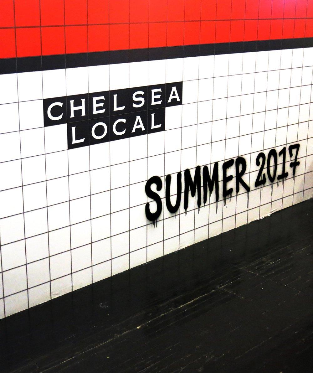 HVB Exklusivkonto, Chelsea Local, Market, Fresstempel, New York