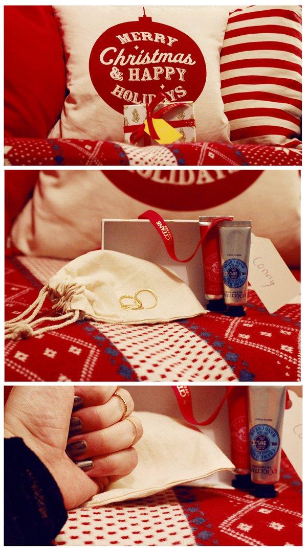 L'occitane, Handcreme, Gewinnspiel, Blog Conny Doll, Collage