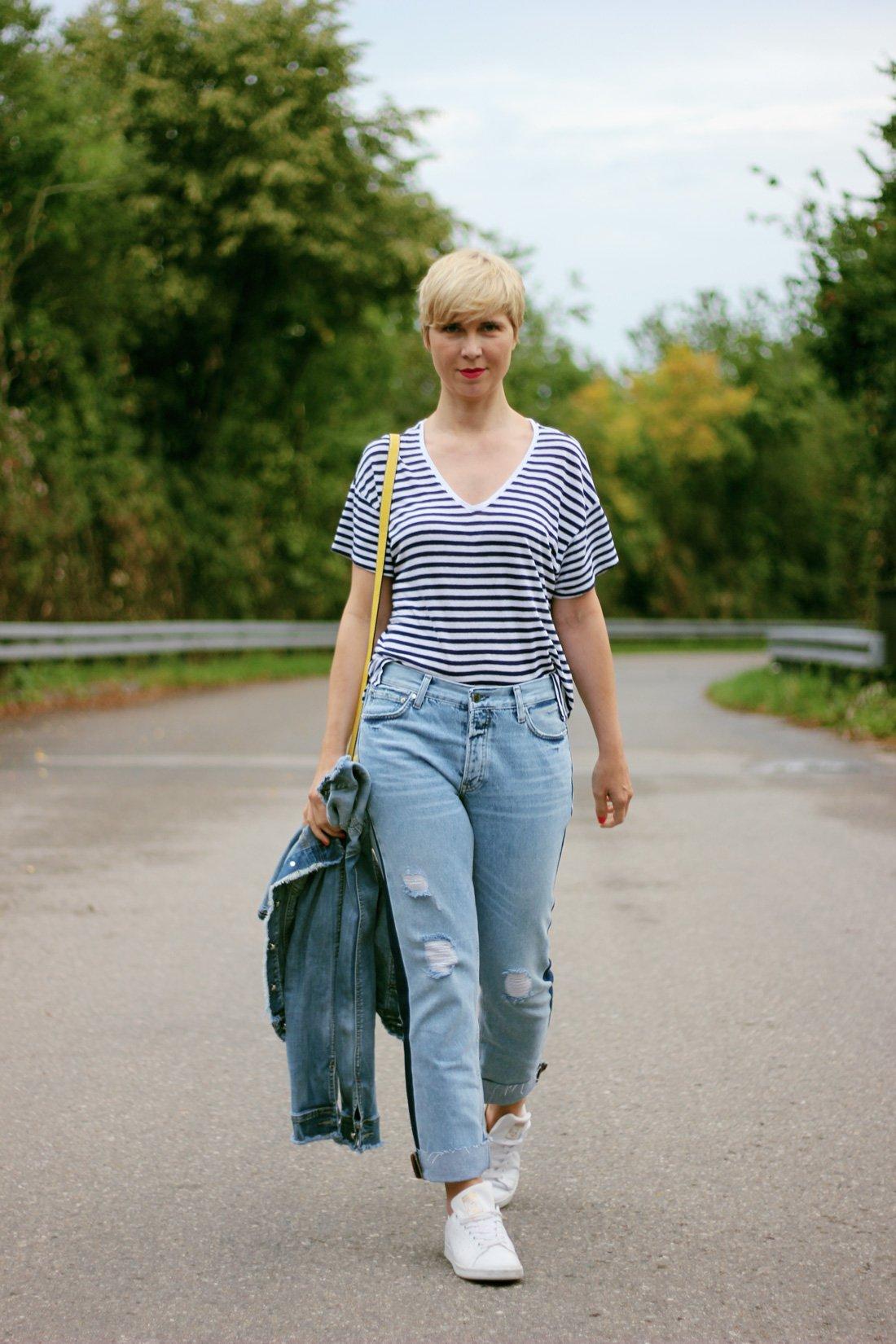 Conny Doll Lifestyle: Warum ist es mir wichtig, gut gekleidet zu sein? Ein Denim-Allover Look