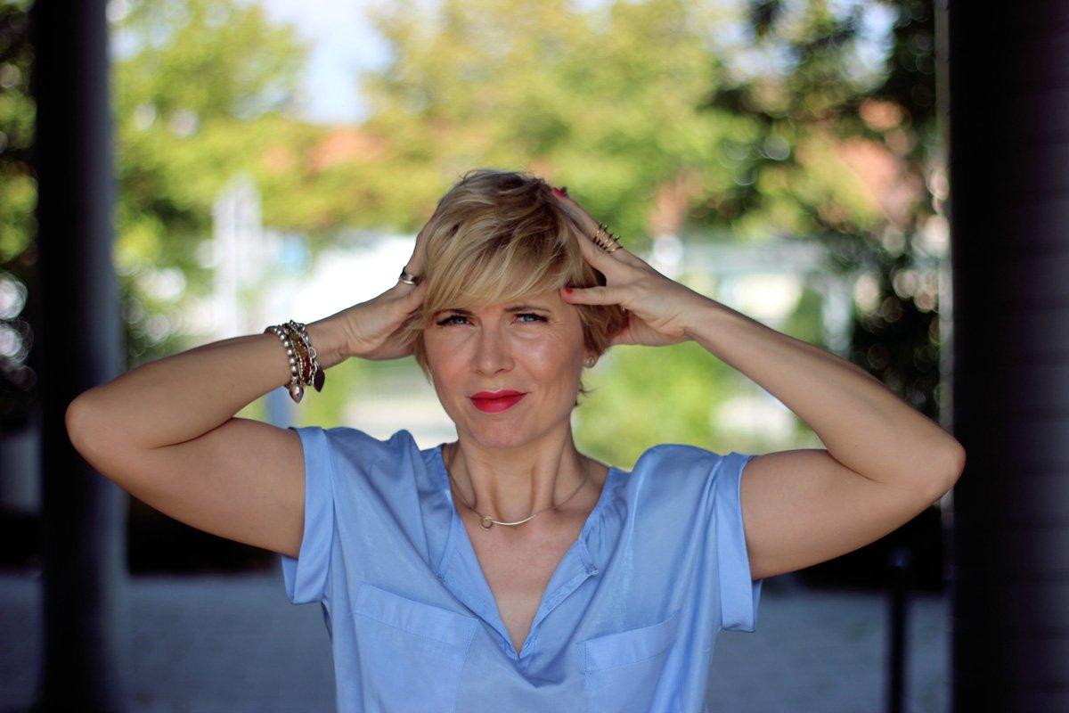 Conny Doll Lifestyle: Ich bin ein Kurzhaarmädchen - welche Pflege für trockenes Haar
