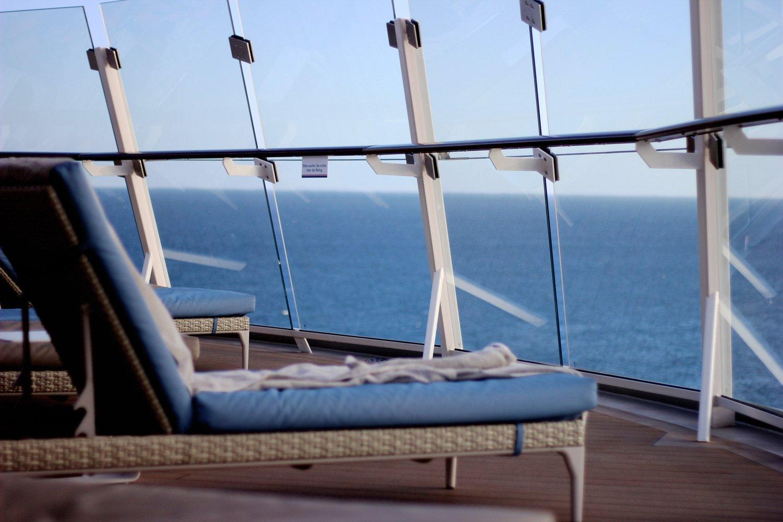 conny doll lifestyle: Meine Reise mit der Wohlfühlflotte auf der Mein Schiff 1 - Teil 2: Workshops und Dresscode, x-bar, sonnendeck, ms1