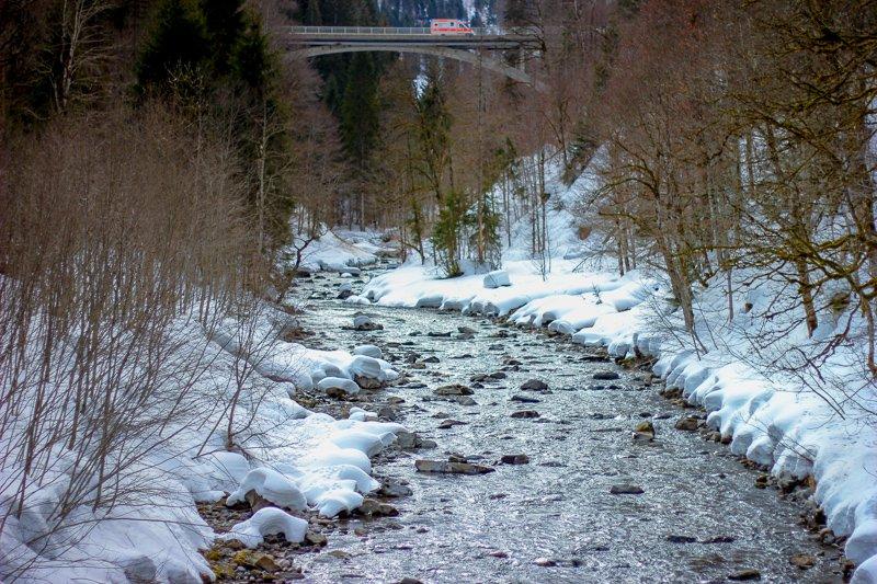 conny doll lifestyle: Wandern im Kleinwalsertal und Oberstdorf - Familienzeit nicht nur im Schnee, Winterlandschaft, Urlaub, Wochenende, Schnee,