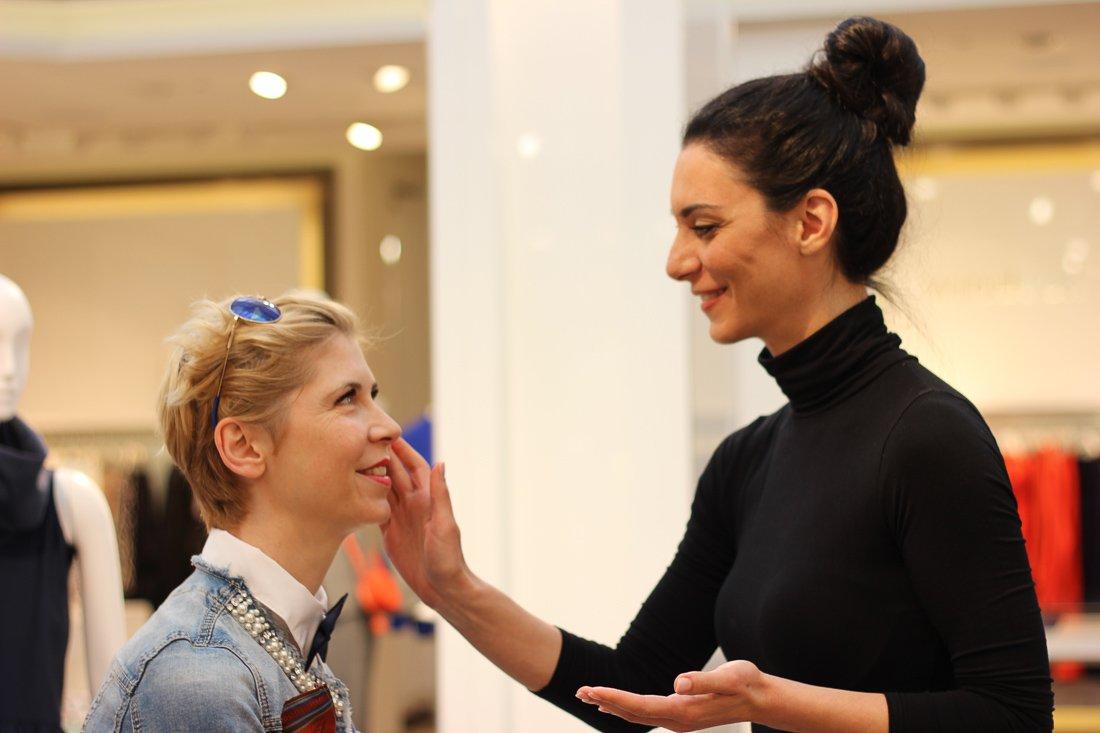 conny doll lifestyle: Maria Tavridou, Makeup Artist, Kosmetik,