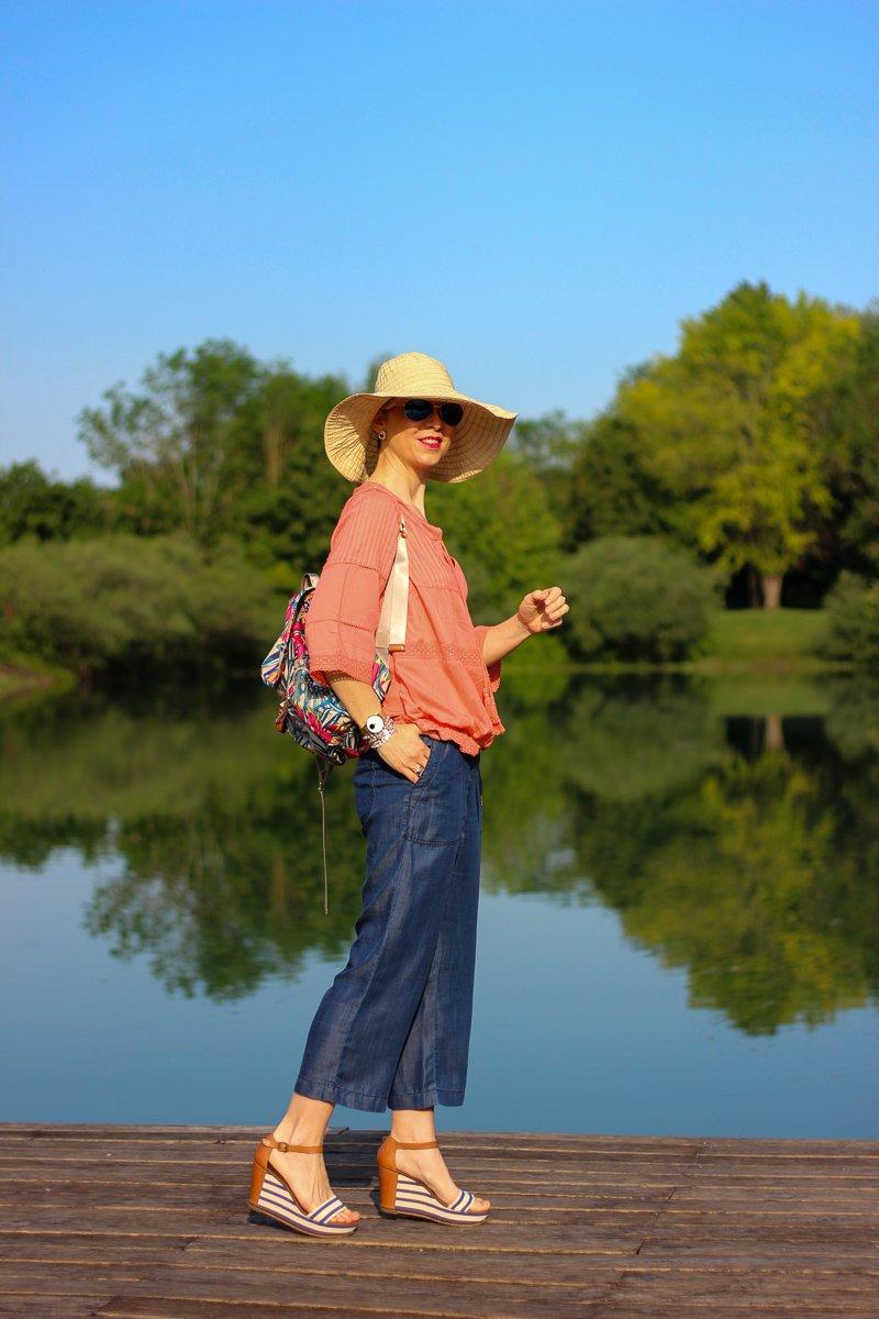 conny doll lifestyle: Toni - capsule wardrobe perfekt für den Koffer, Sommerlook,