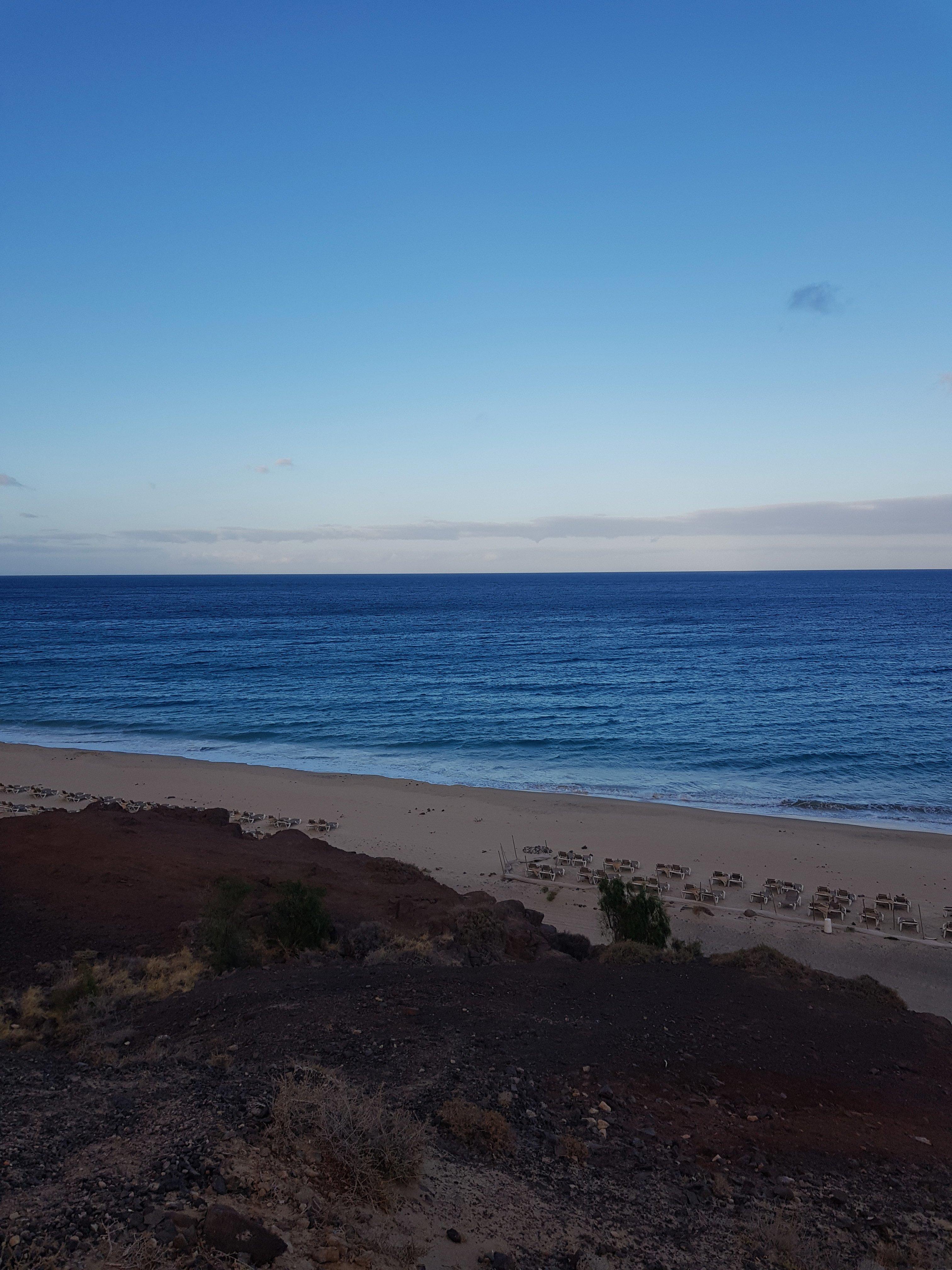 conny doll lifestyle: Fuerteventura Strand, Meer, kanarische Insel, Spanien