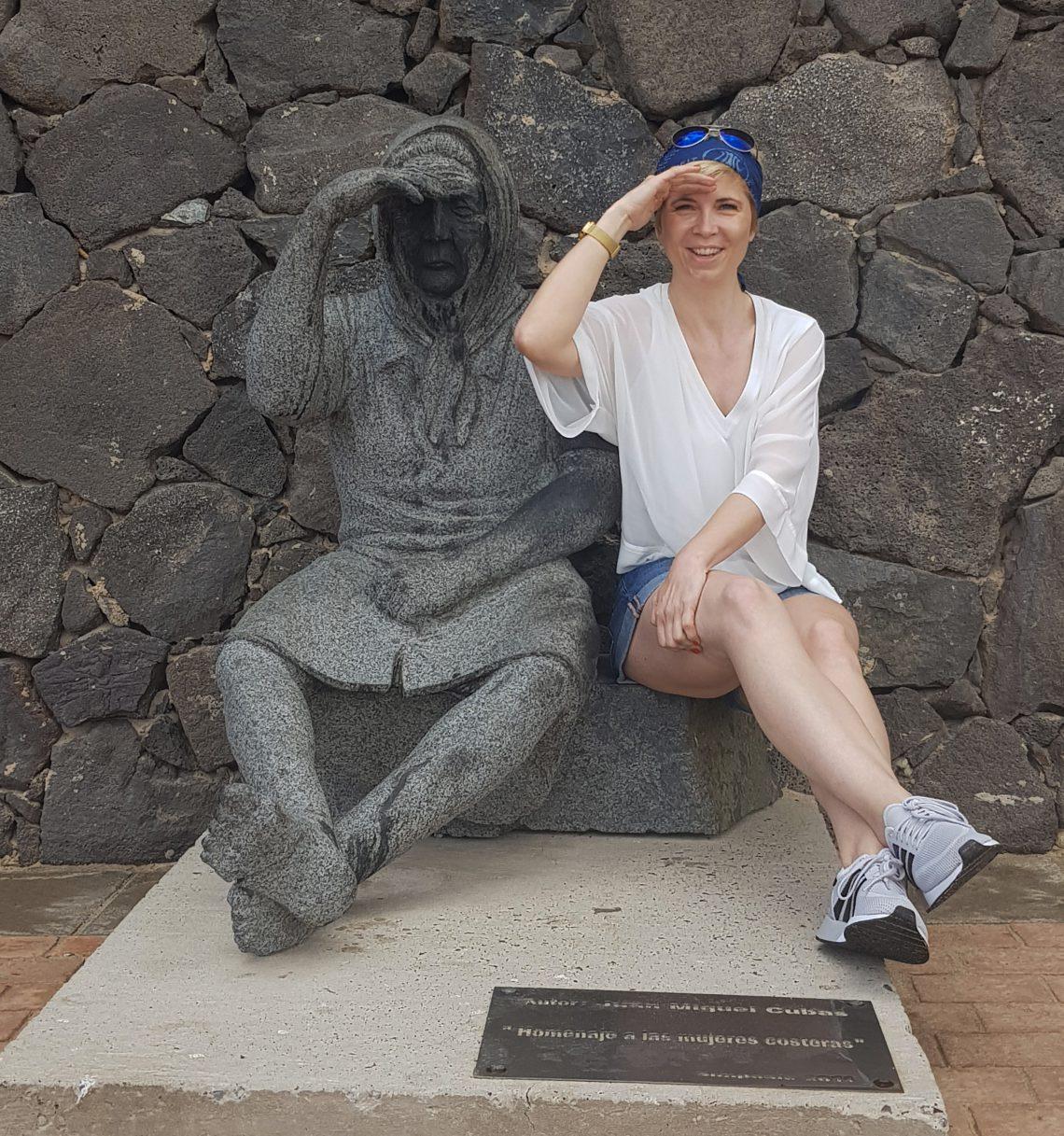 conny doll lifestyle: Ausschau halten, Fuerteventura, Insel, kanarische Inseln,