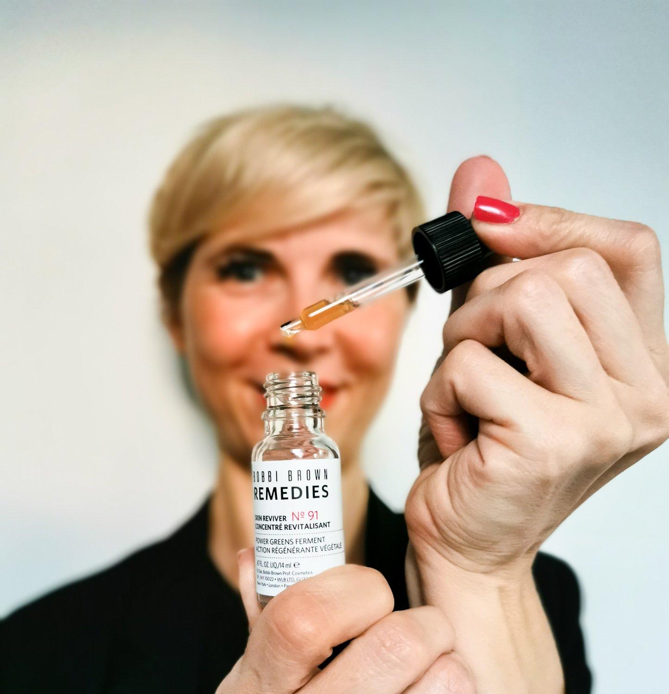 conny doll lifestyle: Bobbi Brown, Skin Reviver, Remedies, Erfahrung, frischer Teint, Hautpflege, Antioxidantien, fahle Haut,
