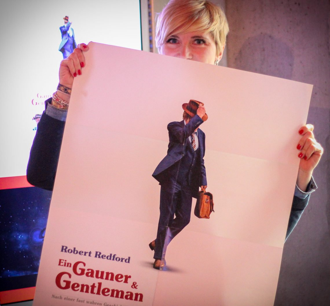 conny doll lifestyle: Verlosung fürs Heimkino - Ein Gauner und Gentlemen mit Robert Redford und Sissy Spacek