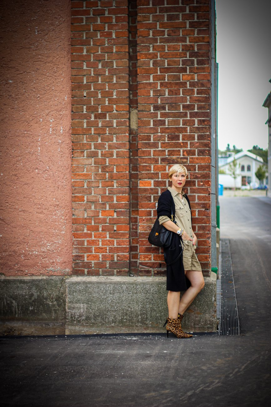 conny doll lifestyle: Modeblogger, Jumpsuit, Utilitystyle, Herbstlook 2019