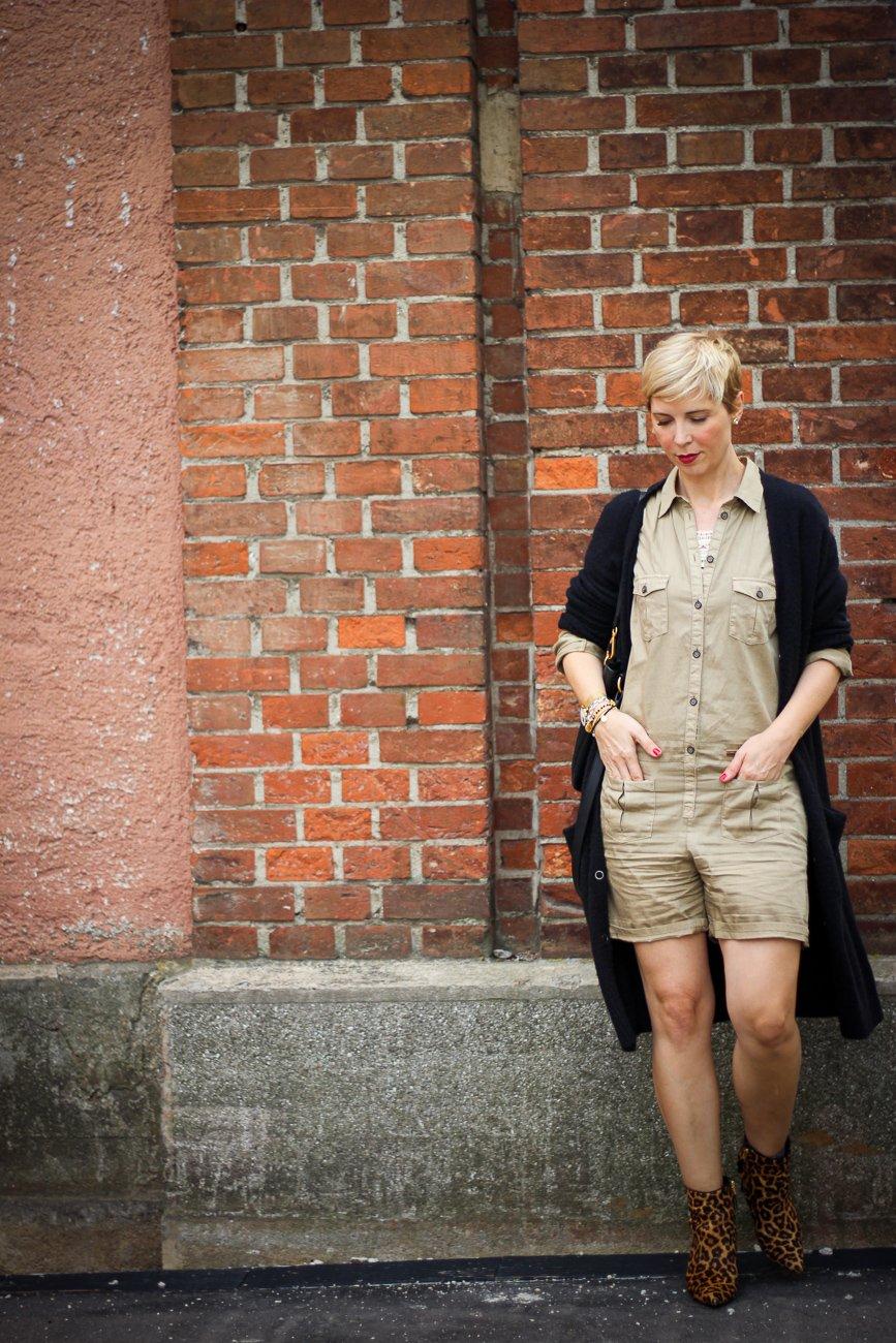 conny doll lifestyle: Blogpost über Mutterliebe, Modeblogger, Jumpsuit, Utilitystyle