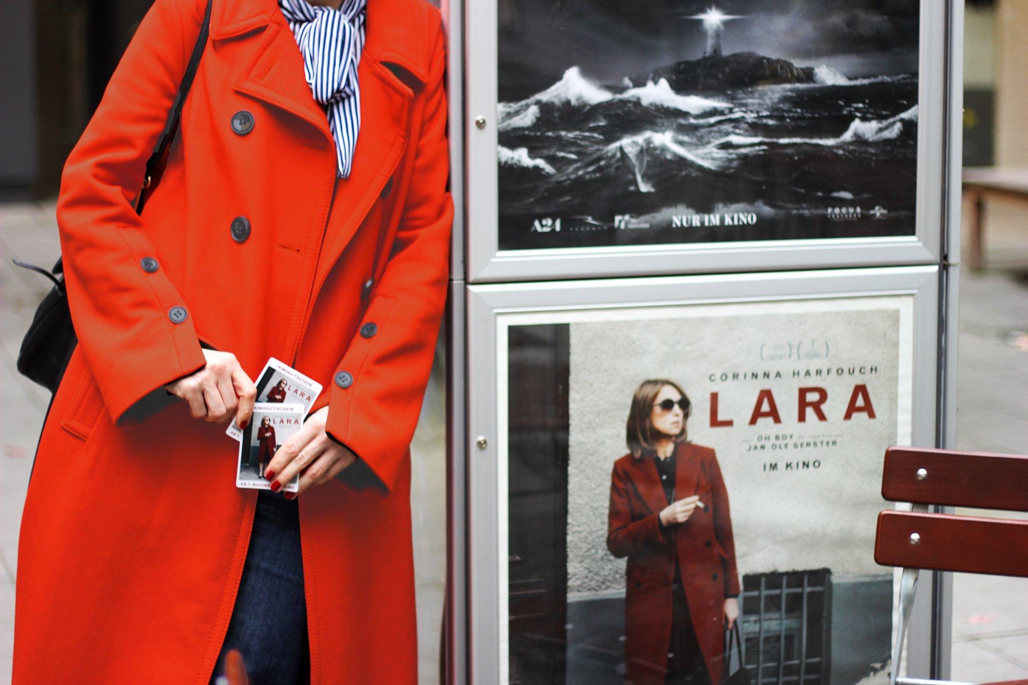 conny doll lifestyle: Verlosung zwei Kinokarten für LARA - Kinostart: 7.11.2019
