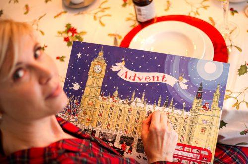 conny doll lifestyle: Weihnachten - Vorfreude mit THE BRITISH SHOP, britische Köstlichkeiten, Vorfreude, Adventskalender very britisch