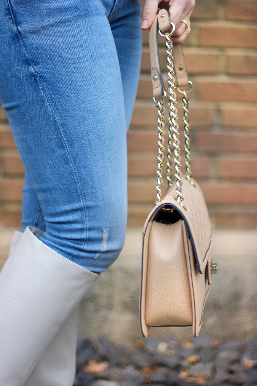 conny doll lifestyle: Stiefel über der Hose, Trend, angesagt oder nicht