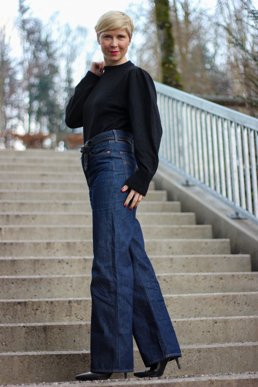 conny doll lifestyle: Fashionblogger und Mutter, Teenager, Erziehungsthemen, Humor, Ribcage-Denim, Highwaist, Denim, Levis,