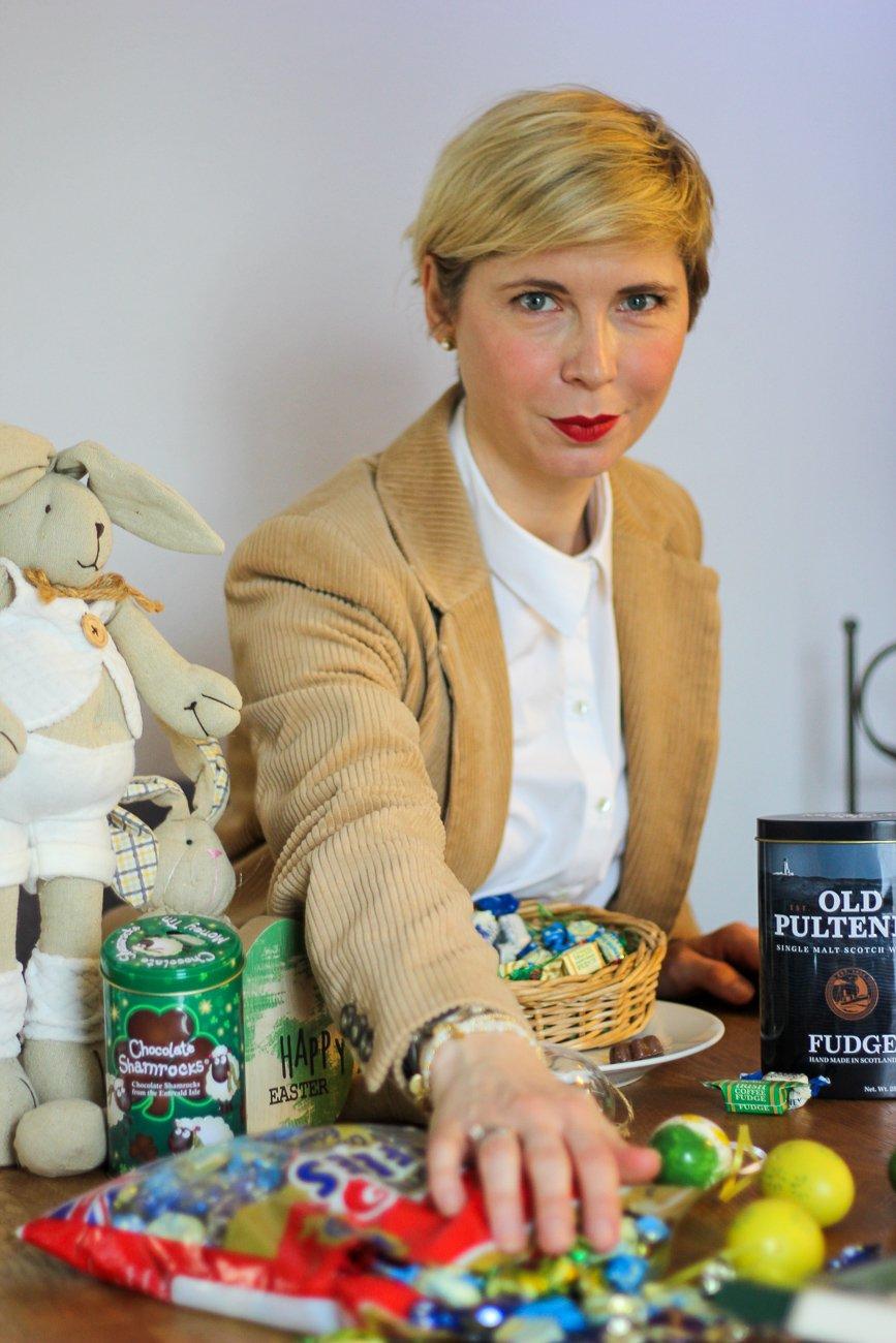conny doll lifestyle: Toffees, britische Süßigkeiten, Fastenzeit, Vorfreude, Ostern