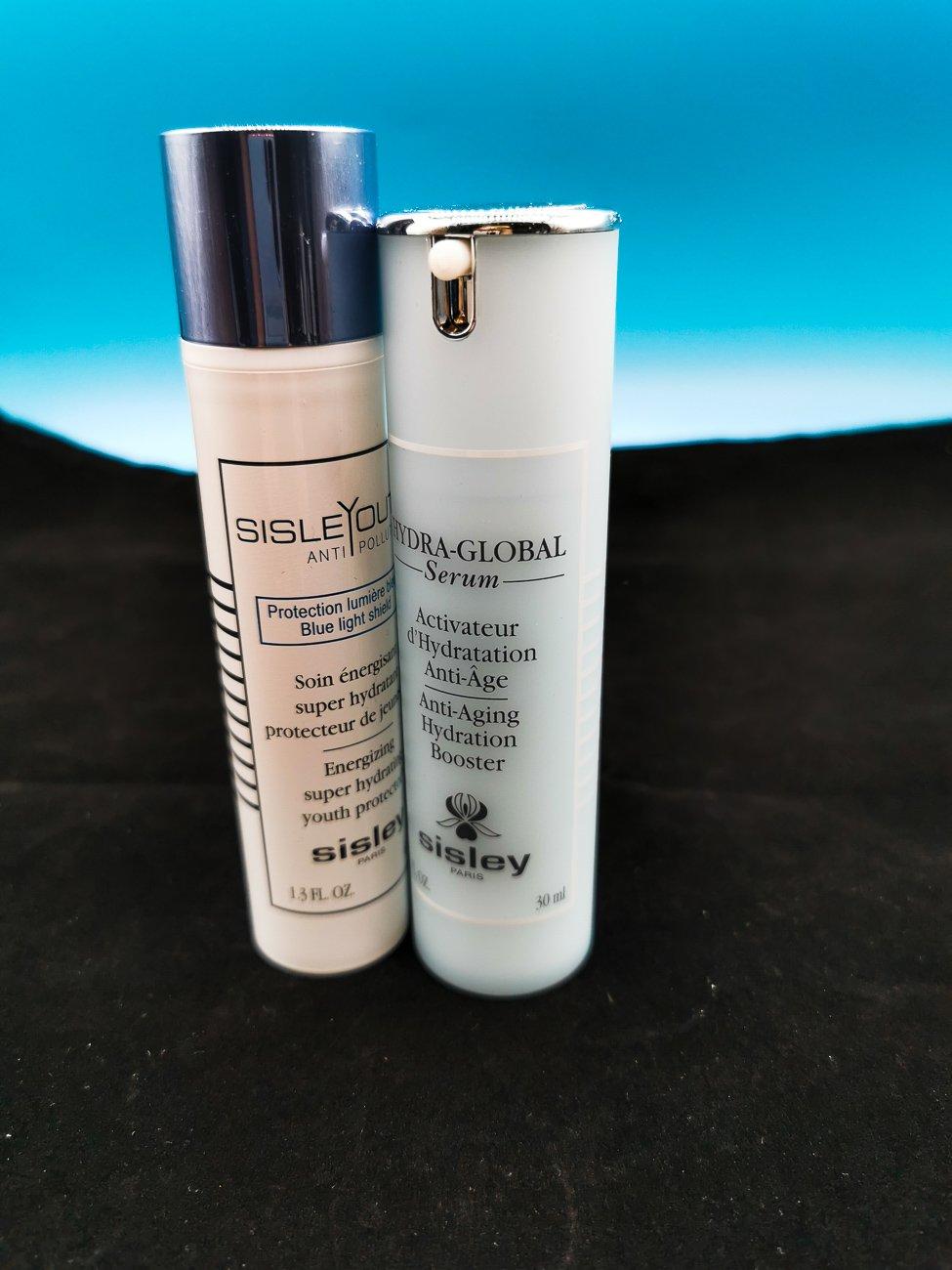 conny doll lifestyle: Journalistentraining Hautpflege, Kosmetik, anti aging, sisley, feuchtigkeitspflege, blaulichtfilter