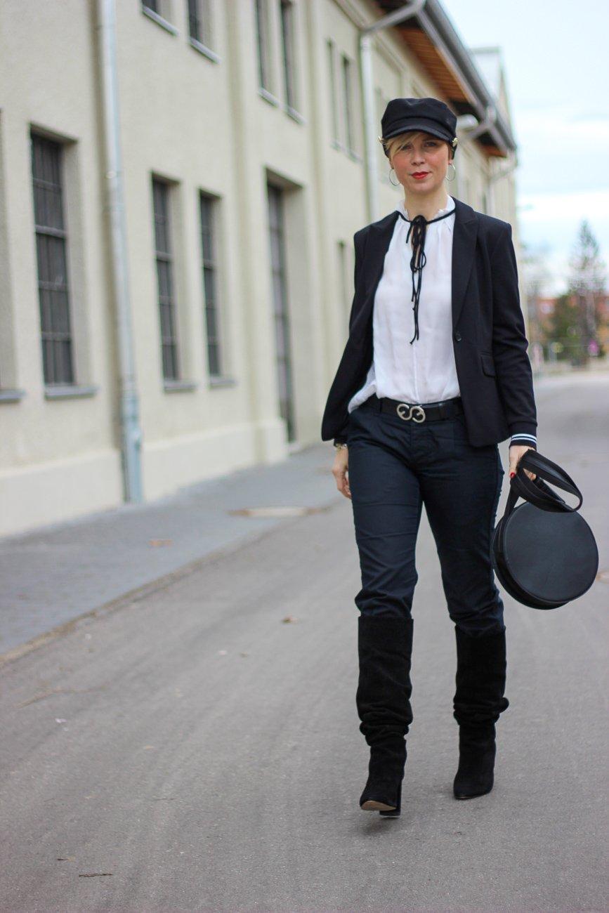 conny doll lifestyle: Es geht um Frauen, schwarz-weiß, Outfit, Inspiration, Fashionblog