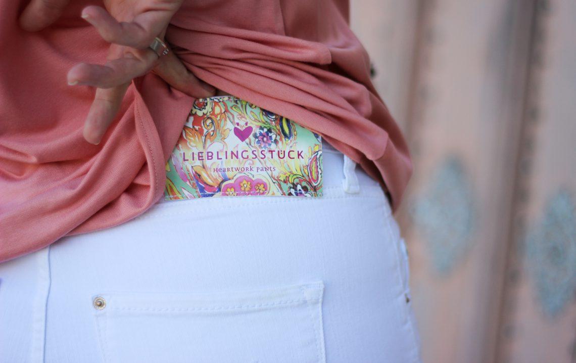 conny doll lifestyle: Mode am Freitag: Heartwork pants von Lieblingsstück - die Hose passt