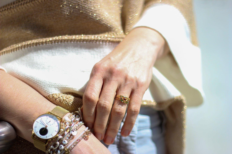 conny doll lifestyle: Details, Silber und Gold, Schmuck und Outfit