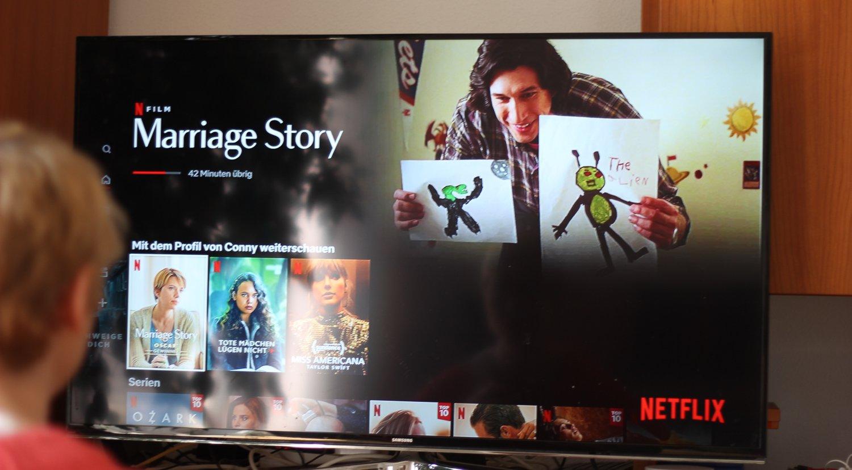 conny doll lifestyle: Marriage Story Netflix, Lieblingstitel, TV