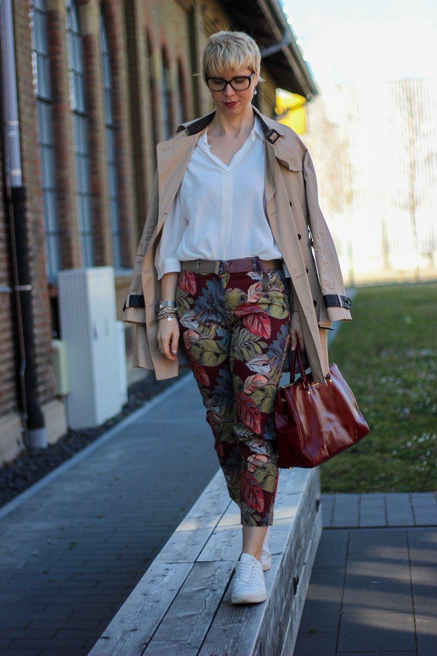conny doll lifestyle: TONI Fashion, capsule wardrobe, Frühlingslook, Übergangsoutfit