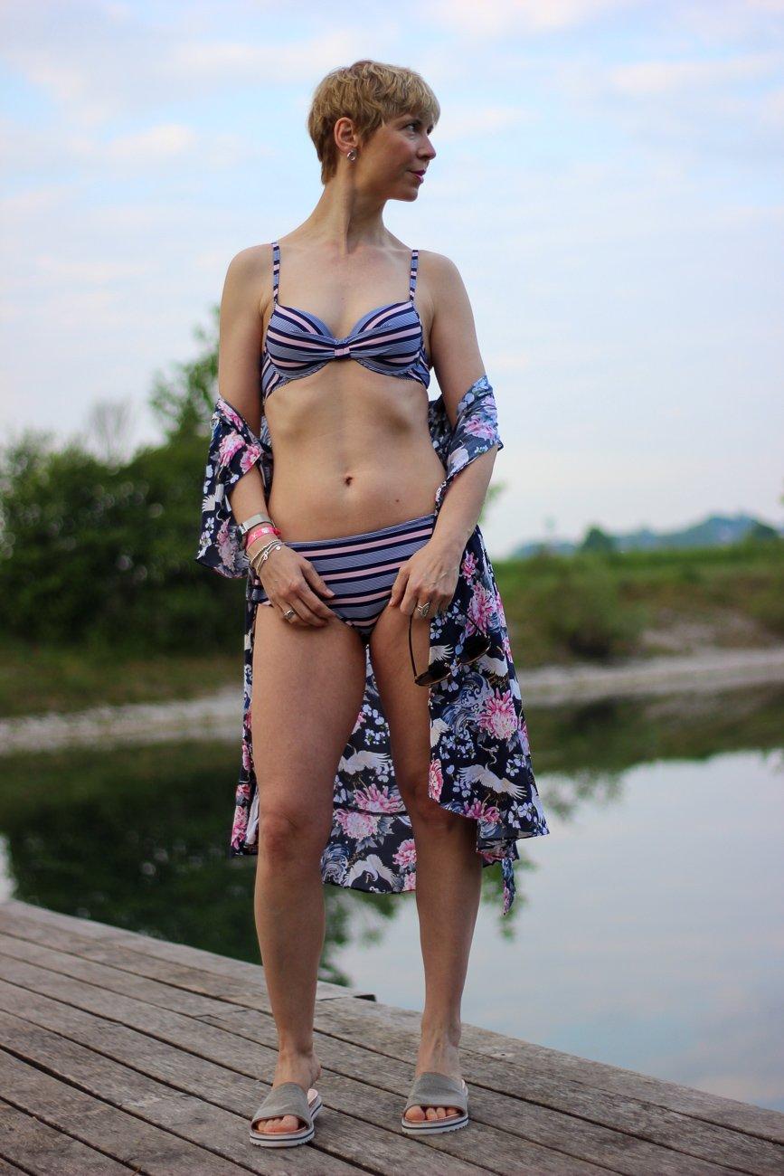 conny doll lifestyle: Beachwear von Rosa Faia, Mix and Match, Bikini, Sommer, Strandkleid, Paulina, Lynn,