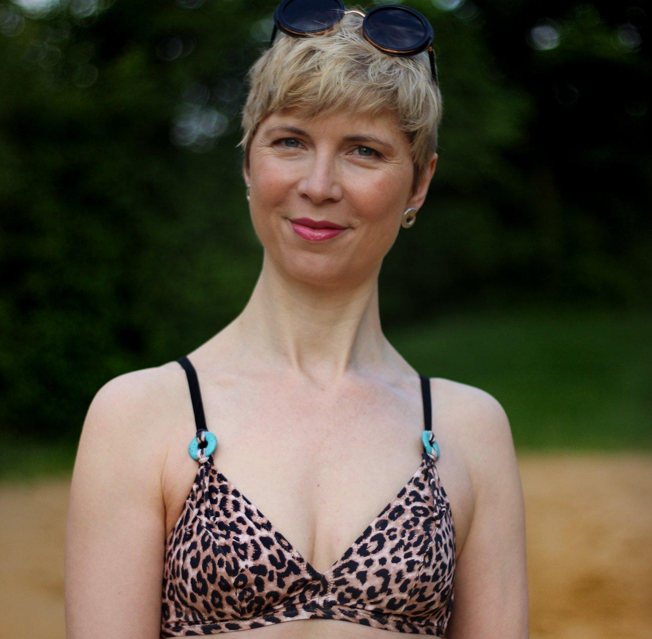 conny-doll-lifestyle: Urlaub auf Balkonien - Mix & Match besondere Beachwear von Rosa Faia