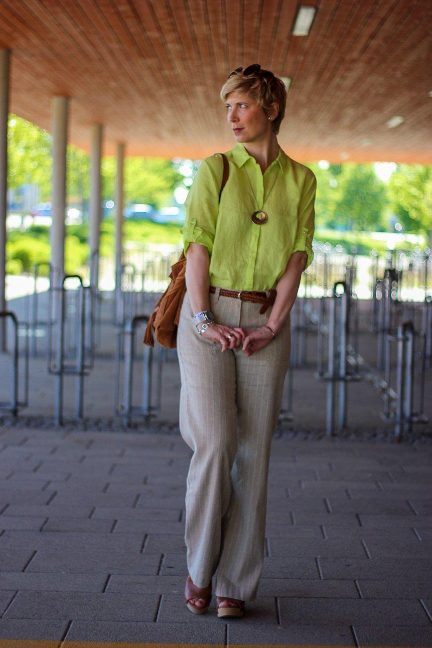 conny-doll-lifestyle: Online-Shopping ist besser als sein Ruf - meine Tipps und ein Appell, Leinenlook von TONI-Fashion