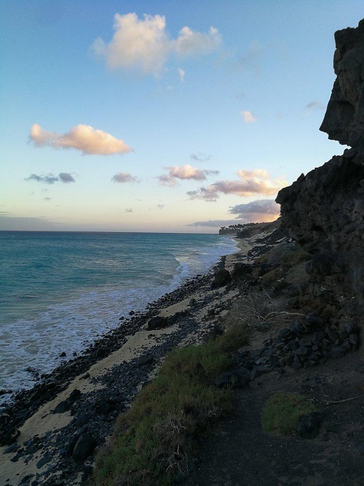 conny doll lifestyle: Stand, Küste, Fuerteventura, Urlaub 2019, Meer