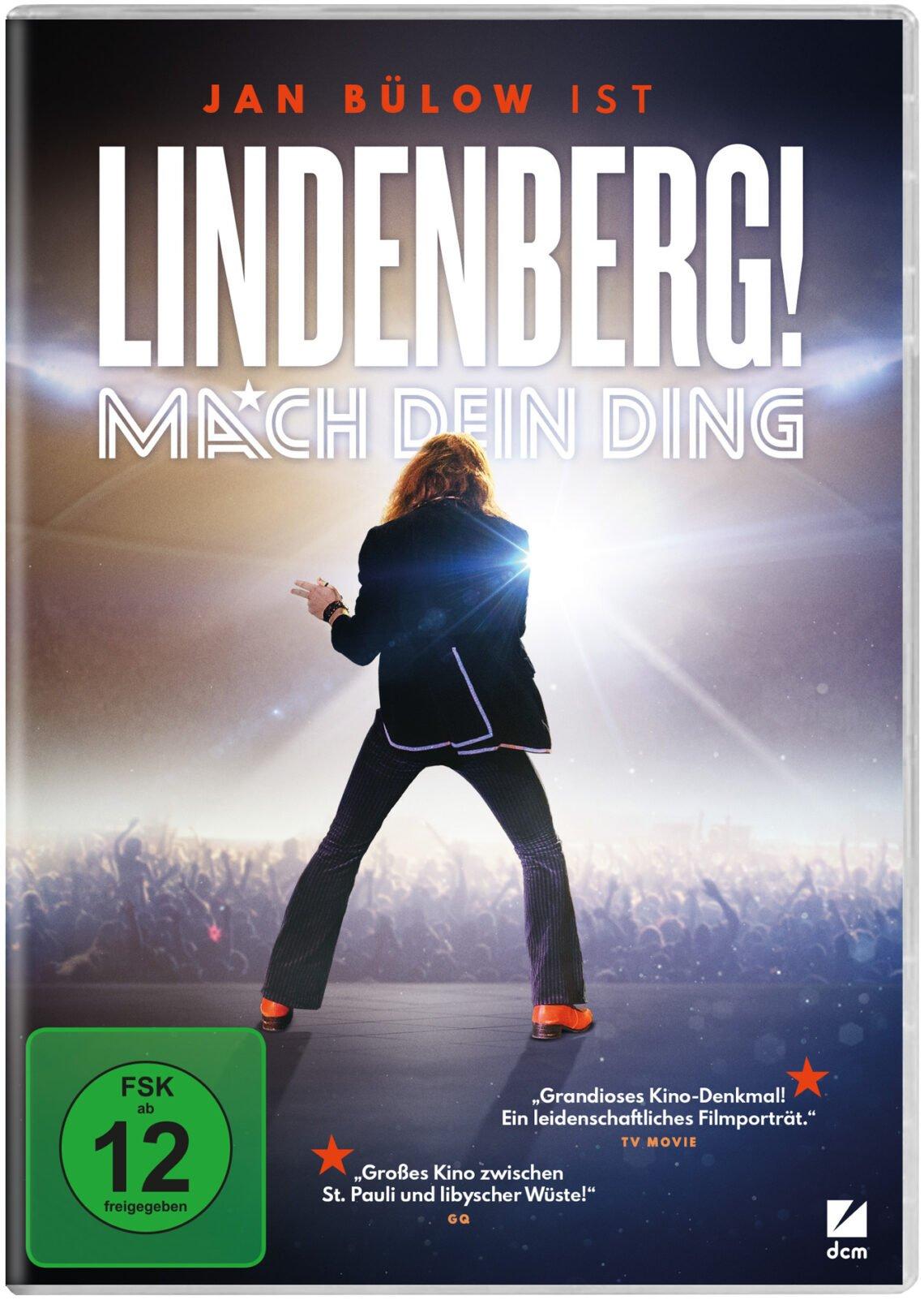 conny doll lifestyle: Udo Lindenberg! Mach Dein Ding, DVD fürs Heimkino Verlosung im August 2020
