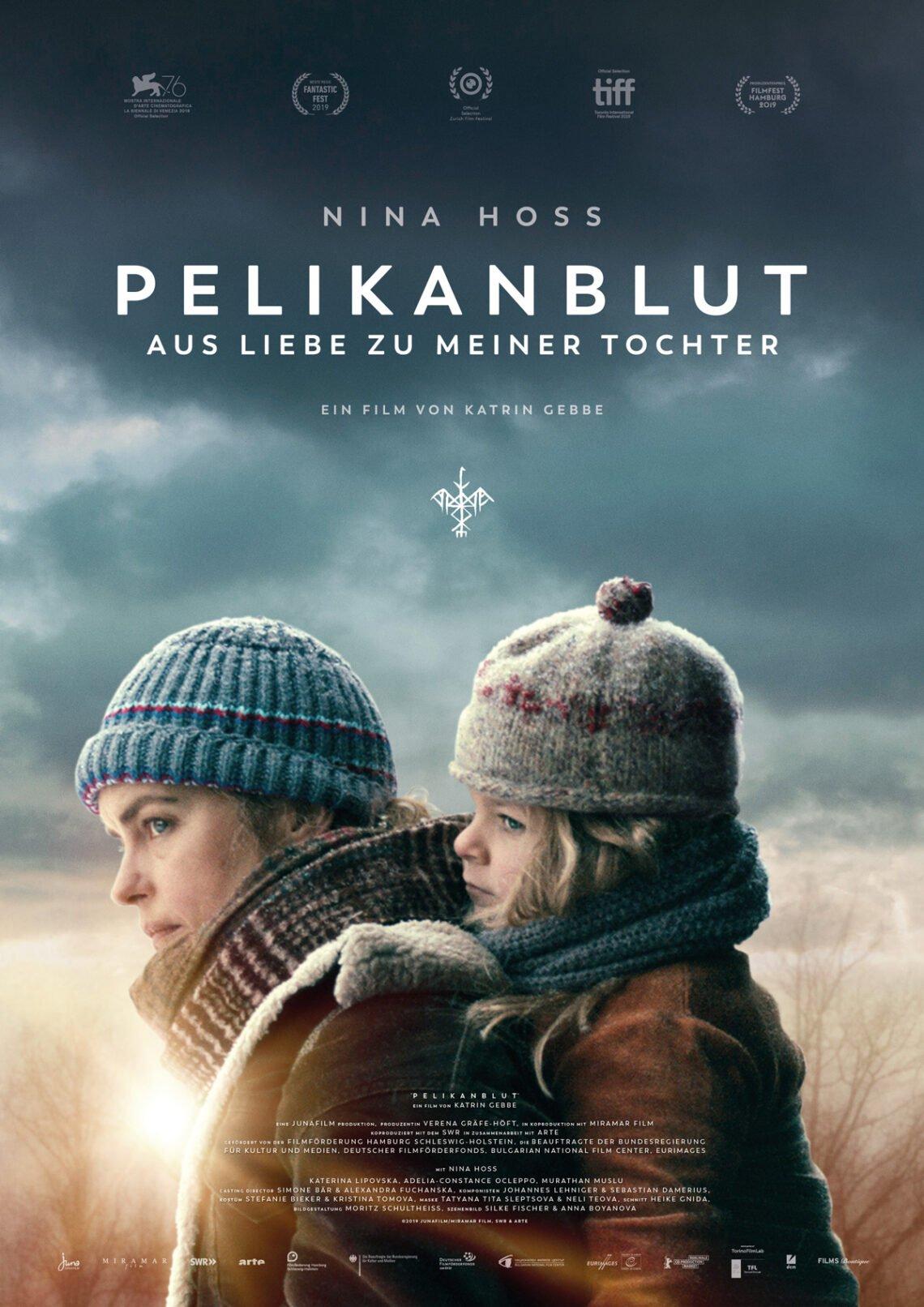 conny doll lifestyle: Pelikanblut Filmplakat, Kinostart, Gewinnspiel, Kinokarten, Verlosung, Giveaway